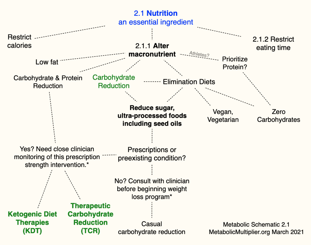 2.0 Metabolic Health Factors