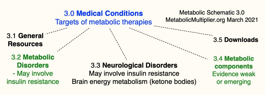 3.0 Metabolic Disorders